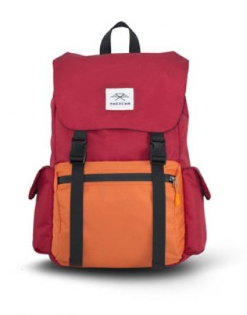 Boulder Red/ Orange Backpack