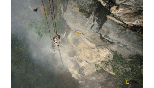 The Last Death - Defyining Honey Hunters of Nepal
