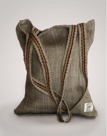 Handmade Wild Nettle Eco Tote Bag