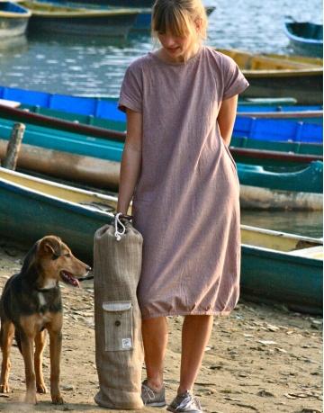 Wild Nettle Yoga Mat Bag