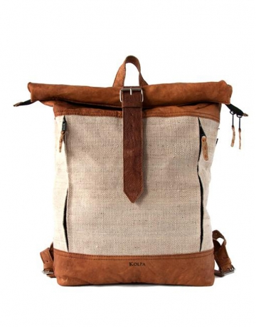 Himalayan Wild Nettle/Cotton Backpack