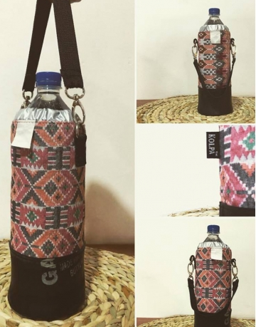 Pure Dhaka Water Bottle Holder
