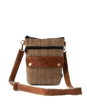 Wild Nettle Crossbody Carry/Travel Bag