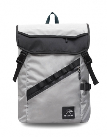 Alley Grey/ Black Backpack