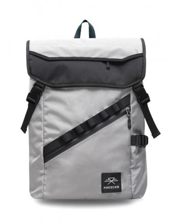 Alley Grey/ Black Backpack