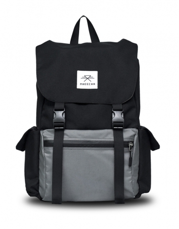 Boulder Black/ Grey Backpack