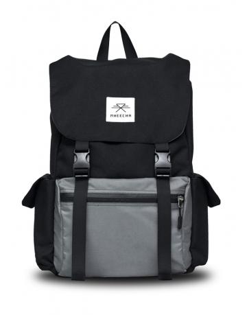 Boulder Black/ Grey Backpack