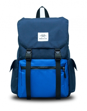 Boulder Navy Blue/ Blue Backpack