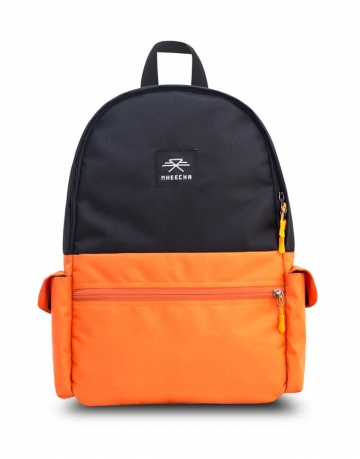 Capsule Black/ Orange Backpack