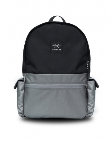 Capsule Black/ Grey Backpack