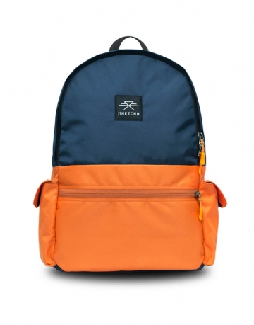 Authentic Orange - Navy Blue Capsule Backpack
