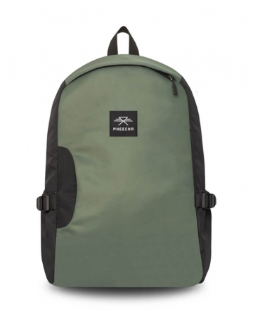 Infinity Black/ Green Backpack