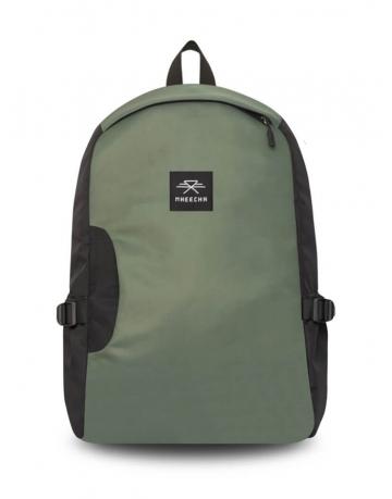 Infinity Black/ Green Backpack