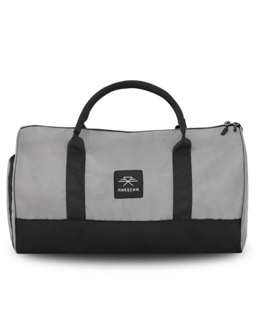 Jump Duffel Grey/ Black
