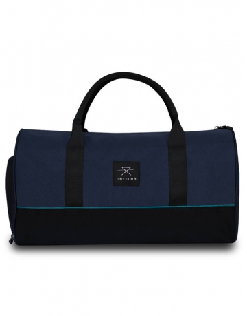 Jump Duffel Navy Blue/ Black