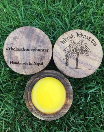 Last Honey Hunter Lip Balm